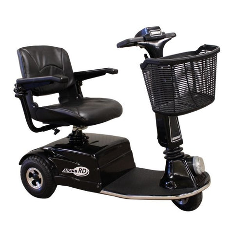 Amigo Shabbat Mobility Scooter Black Side View