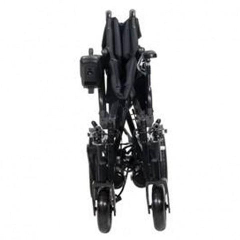 Drive Medical Cirrus Plus EC Folding Power Wheelchair Folding View