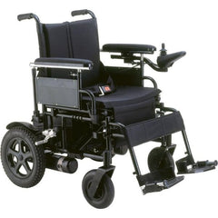 Drive Medical Cirrus Plus EC Folding Power Wheelchair Front View