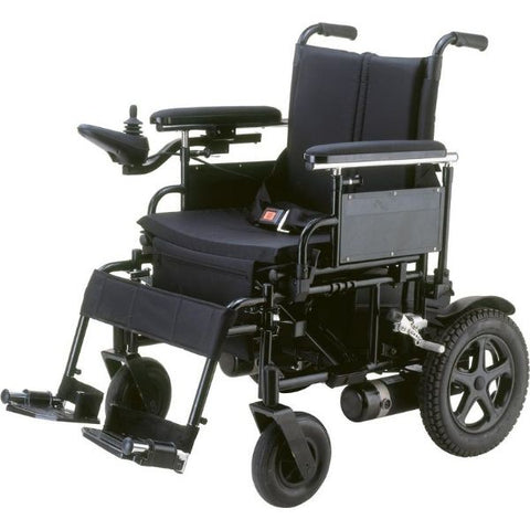 Drive Medical Cirrus Plus EC Folding Power Wheelchair Left View