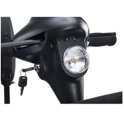 Drive Medical Phoenix HD 4 Wheel Scooter Headlights View