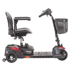 Drive Medical Scout 3 Light Weight Travel 3 Wheel Scooter