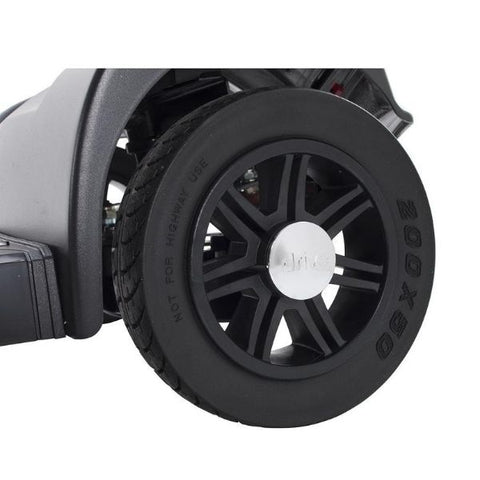 Drive Medical Scout 4 Power Scooter Wheel View