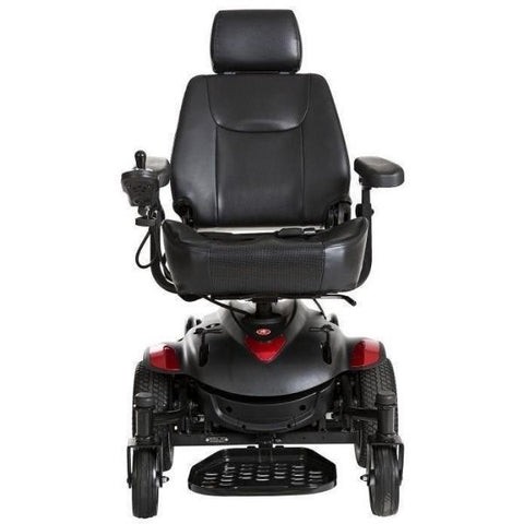 Drive Medical Titan AXS Electric Wheelchair Front View