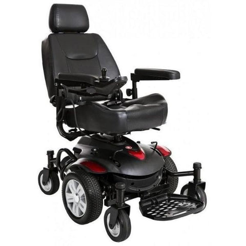 Drive Medical Titan AXS Electric Wheelchair Right View