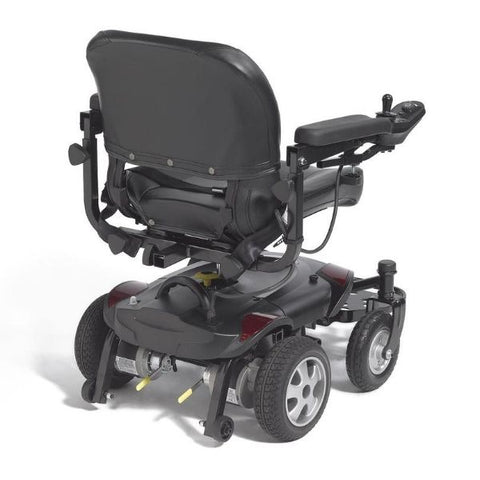 Drive Medical Titan LTE Power Chair Back Side View