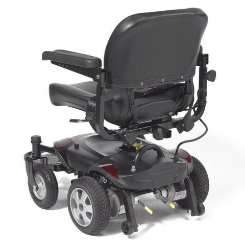 Drive Medical Titan LTE Power Chair Back View
