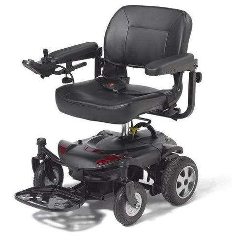 Drive Medical Titan LTE Power Chair Left View