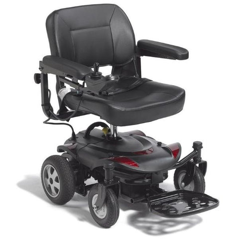 Drive Medical Titan LTE Power Chair Right View