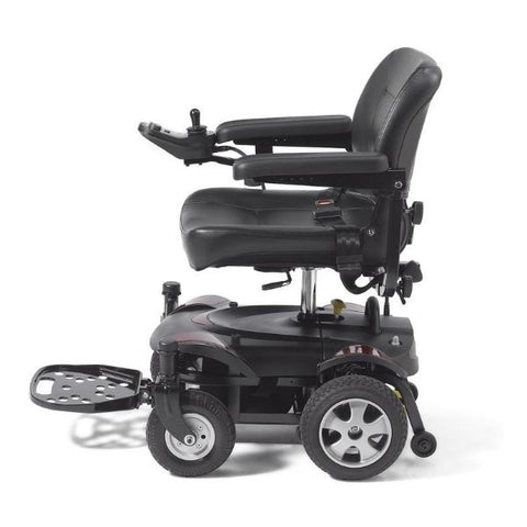 Drive Medical Titan LTE Power Chair Side View