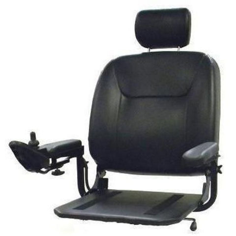 Drive Medical Titan P22 Power Chair Seat View