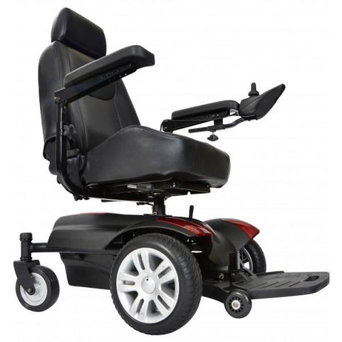 Drive Medical Titan Power Chair Side View