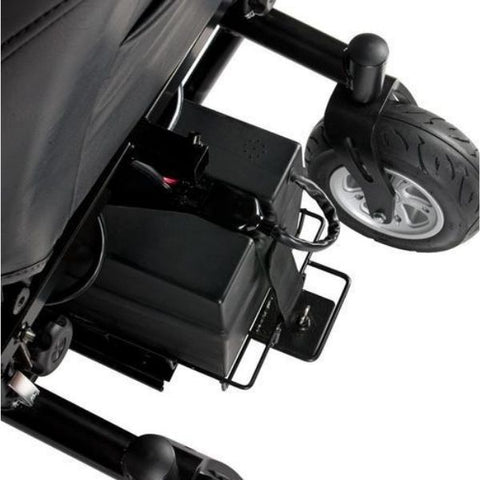 Drive Medical Trident HD Power Chair Battery View