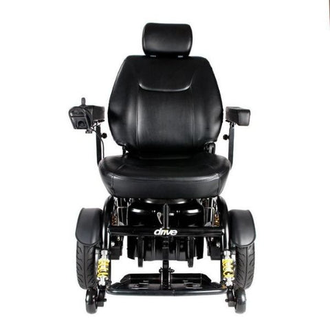 Drive Medical Trident HD Power Chair Front View