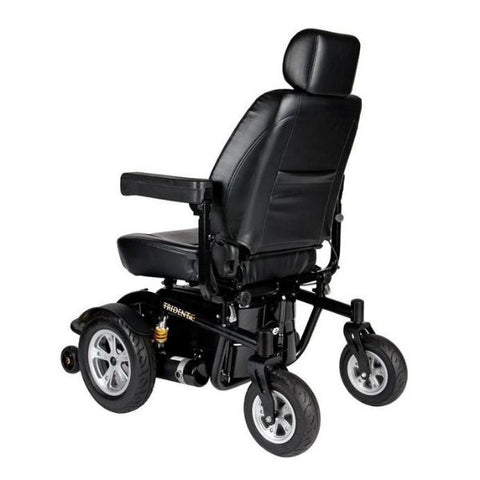 Drive Medical Trident HD Power Chair Side Back View