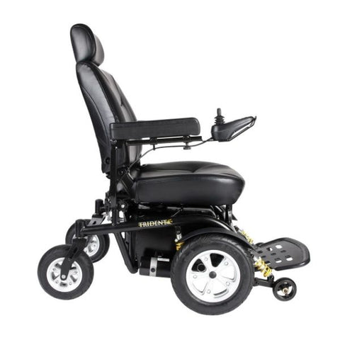 Drive Medical Trident Power Chair Side View