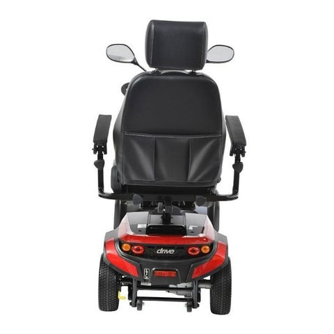 Drive Medical Ventura DLX 4 Wheel Scooter Back View