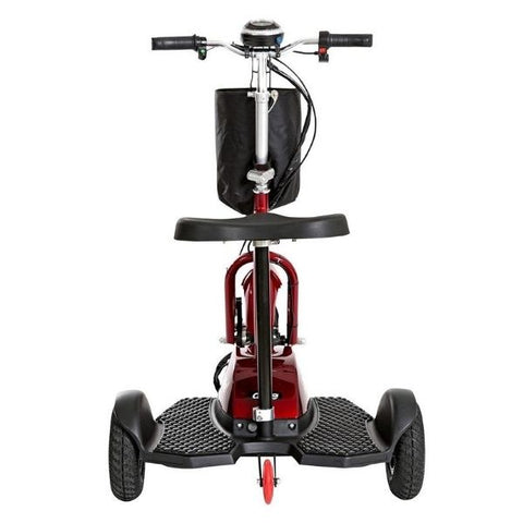 Drive Medical ZooMe 3 Wheel Scooter Back View