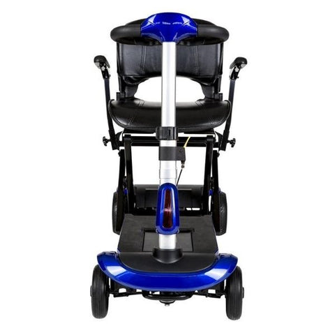 Drive Medical ZooMe Auto-Flex Folding Scooter Front View