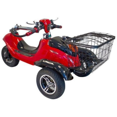 E-Wheels EW-19 Sporty 3-Wheel Foldable Tiller View