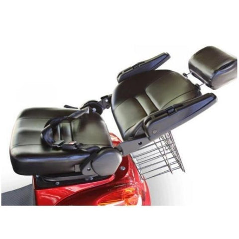 E-Wheels EW-36 3-Wheel Scooter Adjustable Seat View