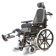 EV Rider Spring Tilt-n-Space Manual Wheelchair - HW1
