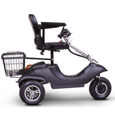 EWheels EW-20 Electric 3-Wheel Scooter Adjustable Tiller View
