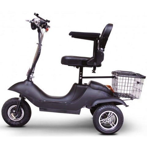 EWheels EW-20 Electric 3-Wheel Scooter Side View