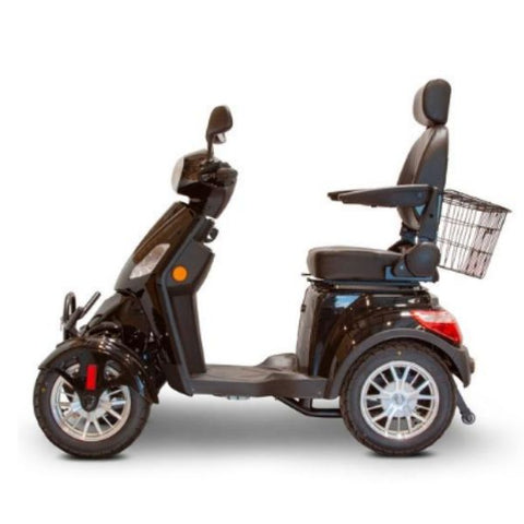 EWheels EW-46 Electric 4-Wheel Scooter Left Side View