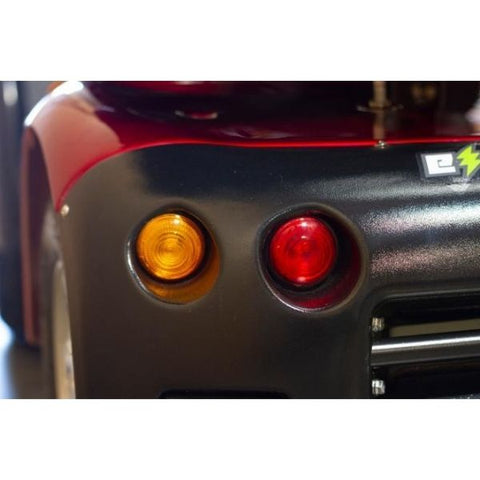 EWheels EW-88 Dual Seat Scooter Back Lights View
