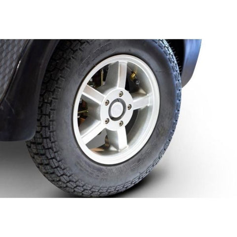 EWheels EW-88 Dual Seat Scooter Tire View