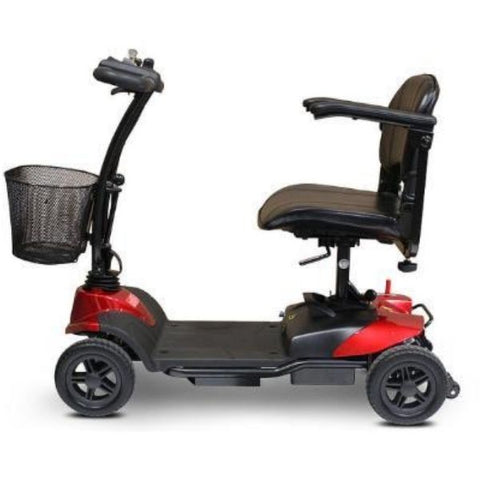 EWheels EW-M35 4-Wheel Mobility Scooter Side View