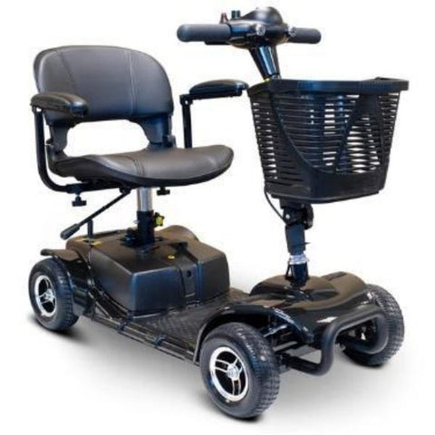 EWheels Medical EW- M34 Mobility Scooter Black Right View