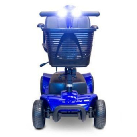 EWheels Medical EW-M34 Mobility Scooter Headlights View