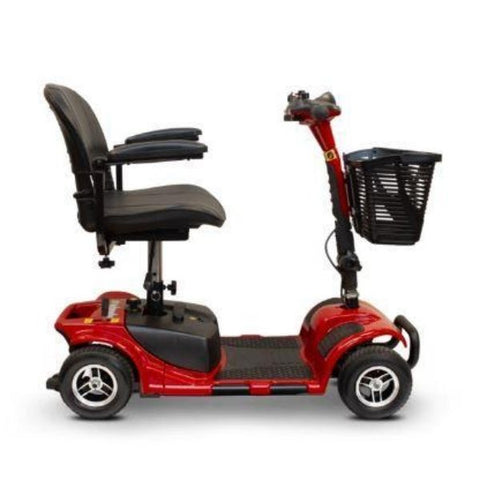 EWheels Medical EW-M34 Mobility Scooter Side View