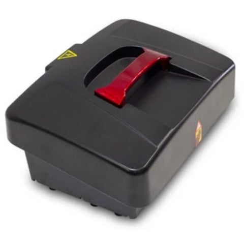 EWheels Remo Auto-Flex Scooter Battery Box View