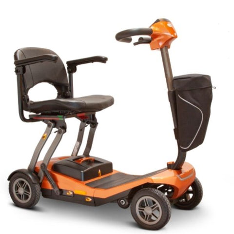 EWheels Remo Auto-Flex Scooter Orange Right View