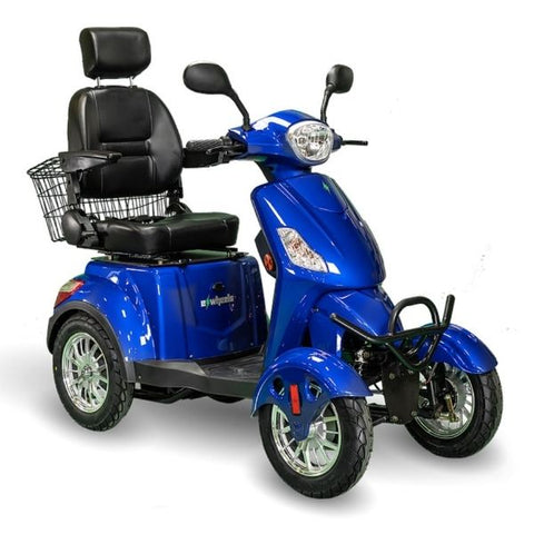 EWheels EW-46 Electric 4-Wheel Scooter