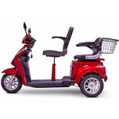 E-Wheels EW-66 2 Passenger 3-Wheel Scooter