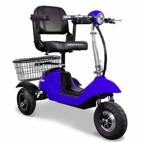 EWheels EW-20 Electric 3-Wheel Mobility Scooter