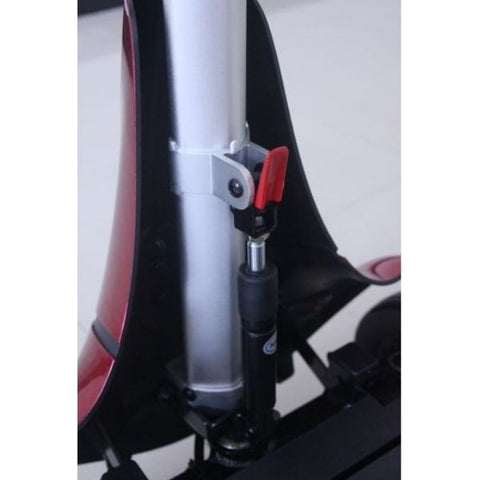Enhance Mobility Mobie Plus 4 Wheel Scooter S2043 Steering Column View
