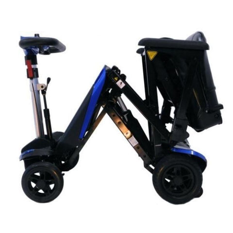 Enhance Mobility Transformer 4-Wheel Scooter S3021 Folding View