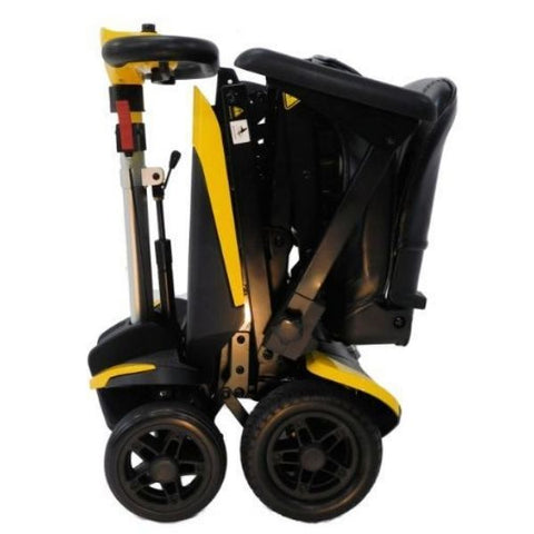 Enhance Mobility Transformer 4-Wheel Scooter S3021 Folding Ready to Travel View
