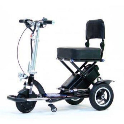 Enhance Mobility Triaxe Sport T3045 3 Wheel Scooter Left Side View