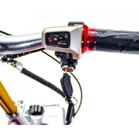 Enhance Mobility Triaxe Sport T3045 3 Wheel Scooter Switch Key View