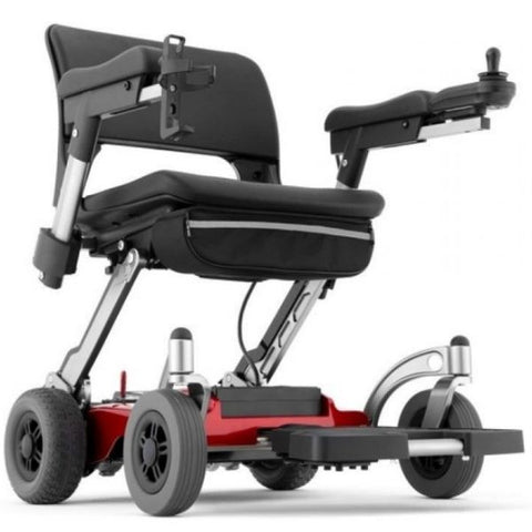 FreeRider Luggie Chair Foldable Power Chair Right View