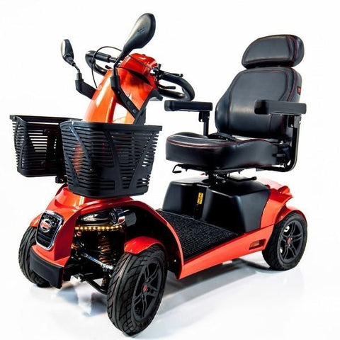 FreeRider USA FR1 4 Wheel Bariatric Mobility Scooter Right View