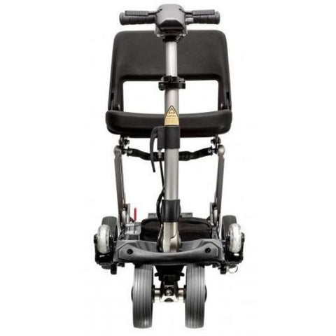 FreeRider USA Luggie Classic 4 Wheel Foldable Travel Scooter Front View