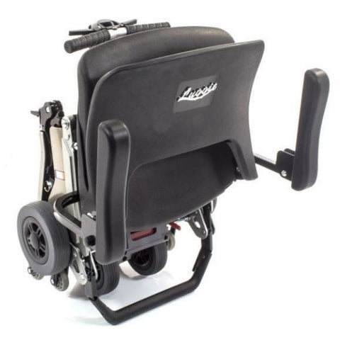 Freerider USA Luggie Super Folding Mobility Scooter Folding View