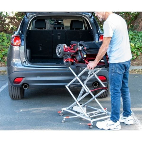 GoLite Portable Mini Mobility Lift Easy to Operate & Transport View